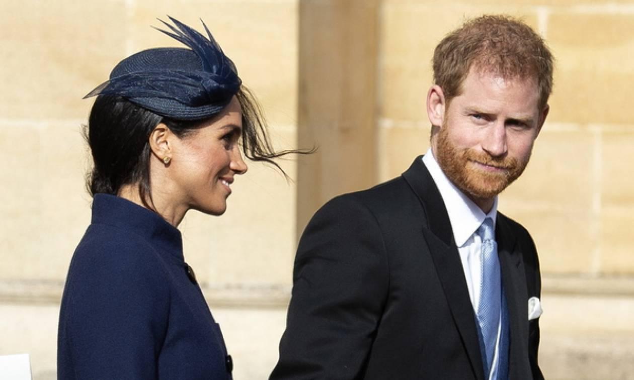 Τρόμος στον αέρα για τον Πρίγκιπα Χάρι και τη Μέγκαν Μαρκλ