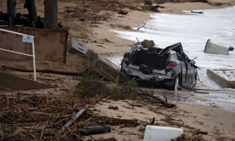 Γαλλία: Έξι νεκροί από τις φονικές πλημμύρες - Κλειστά σχολεία, δεκάδες εγκλωβισμένοι (vid)