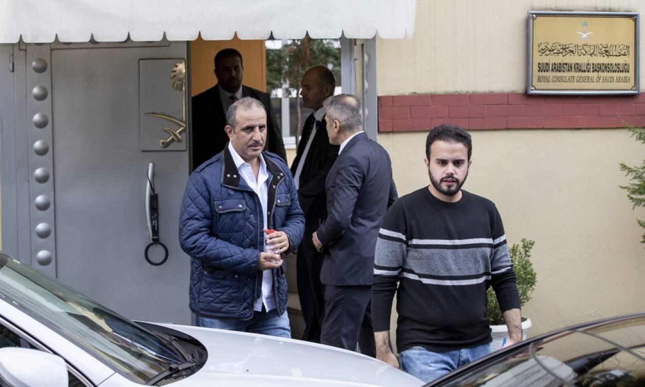 Τουρκία: Ξεκινούν οι έρευνες στο προξενείο της Σαουδικής Αραβίας για τον Κασόγκι