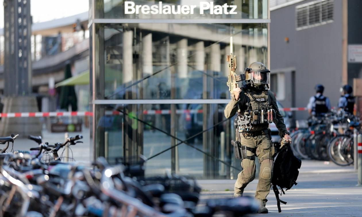 Έληξε η ομηρία σε σιδηροδρομικό σταθμό στη Γερμανία: Συνελήφθη ο δράστης