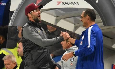 Απίστευτη σκηνή στο Αγγλικό Πρωτάθλημα με τον προπονητή της Λίβερπουλ!
