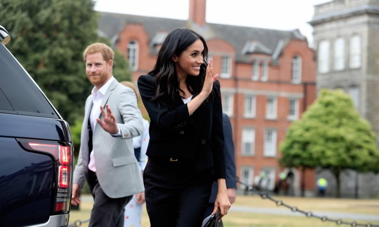 Meghan Markle και πρίγκιπας Harry περιμένουν το πρώτο τους παιδί και πλέουν σε πελάγη ευτυχίας!