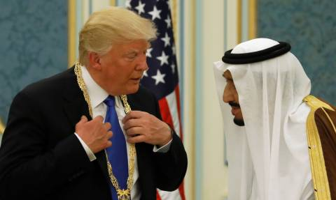 Εξαφάνιση Κασόγκι: Έκτακτη τηλεφωνική επικοινωνία Τραμπ με τον βασιλιά της Σαουδικής Αραβίας