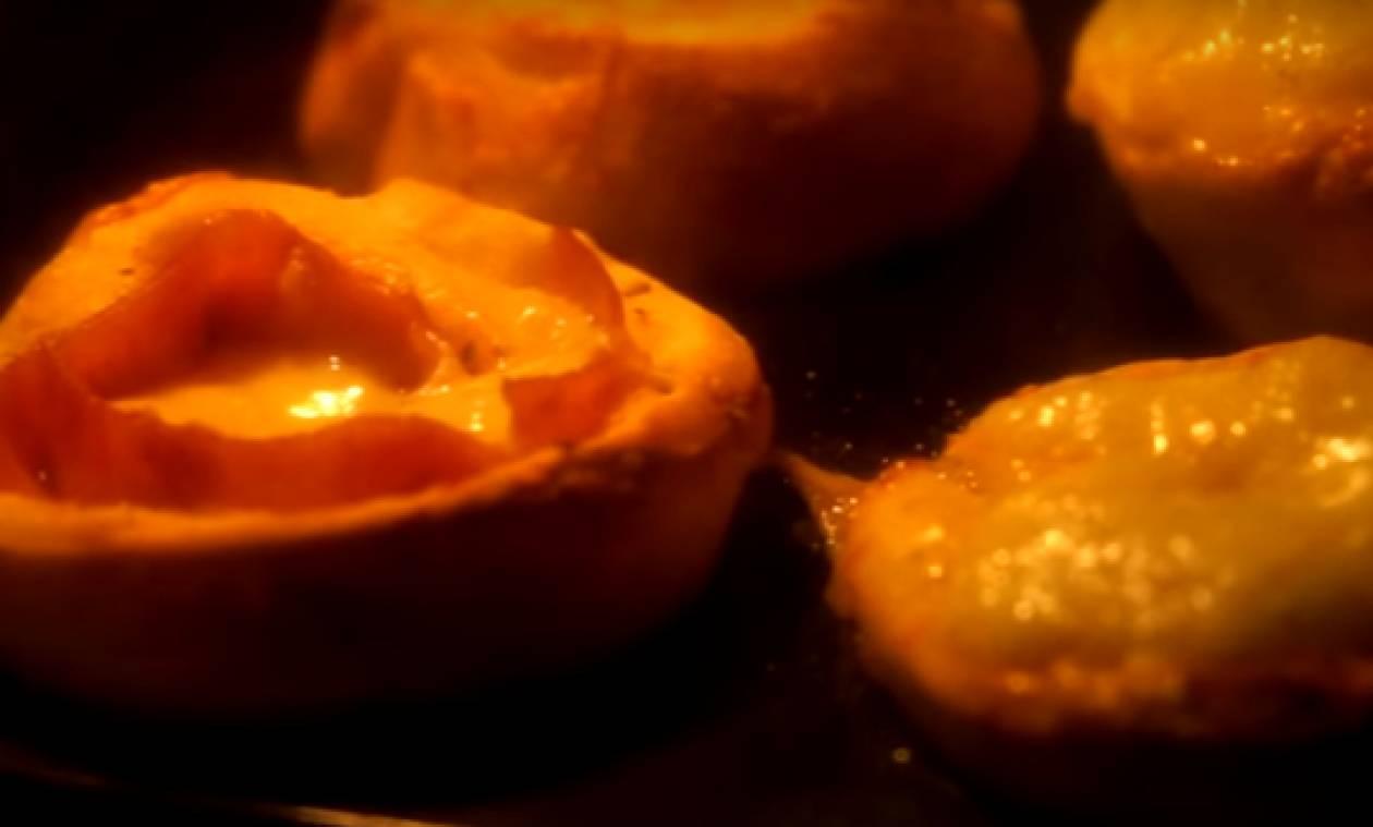 Η συνταγή της ημέρας: Αλμυρά Muffins