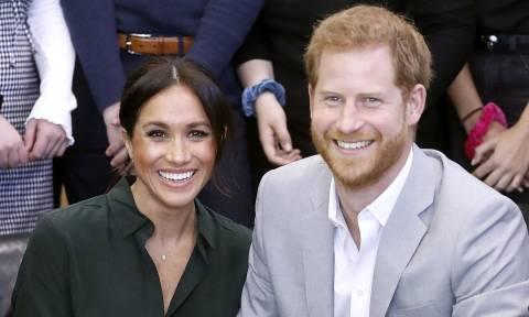 Είναι αυτή η στιγμή που ο Harry και η Meghan ανακοίνωσαν τα ευχάριστα στη βασιλική οικογένεια;