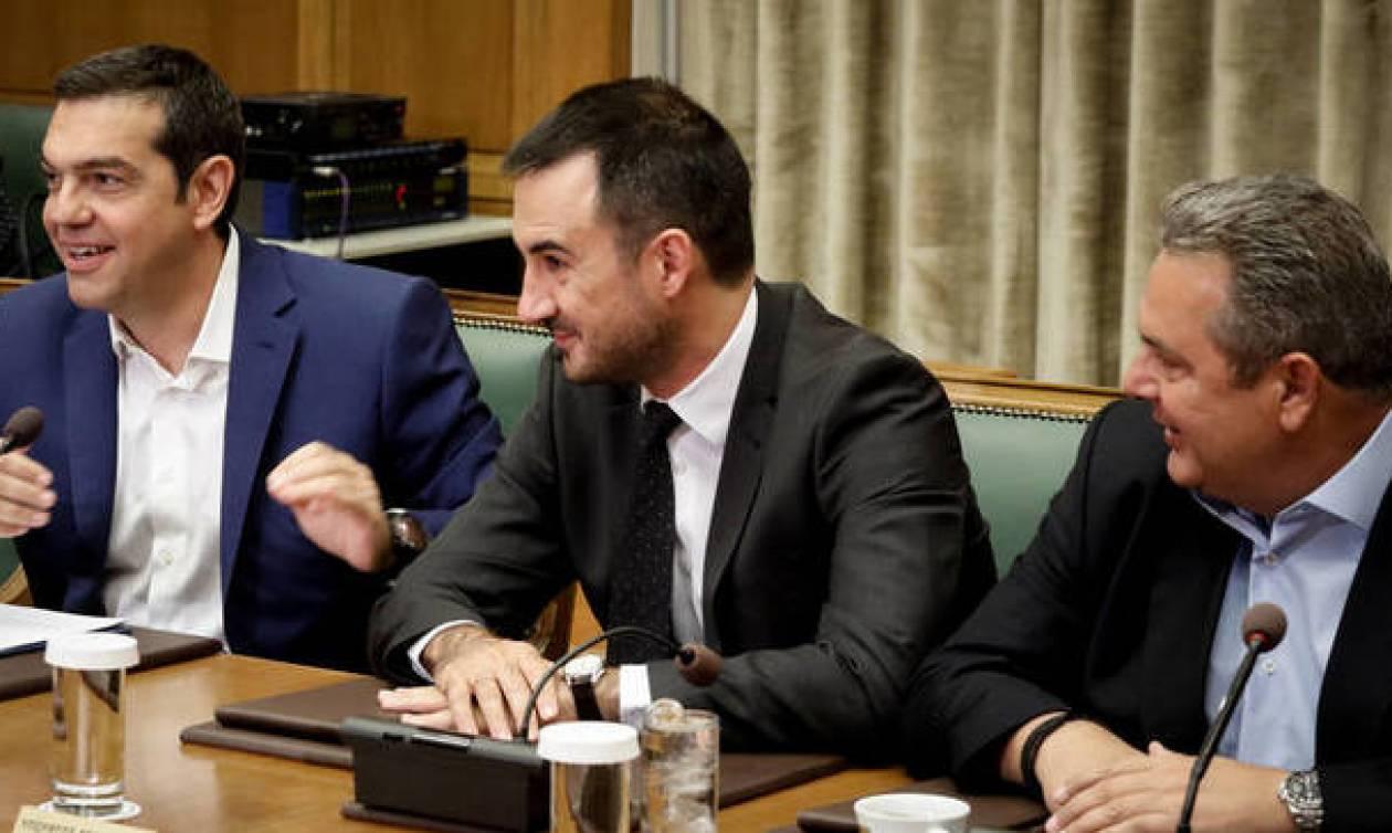 Υπουργικό Συμβούλιο σήμερα με φόντο τον προϋπολογισμό και τις αναταράξεις με Καμμένο