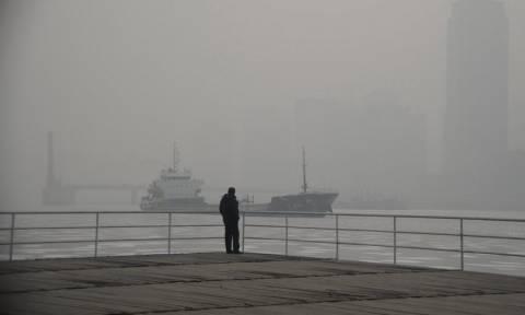 Σε «κίτρινο συναγερμό» η Κίνα λόγω πυκνής ομίχλης