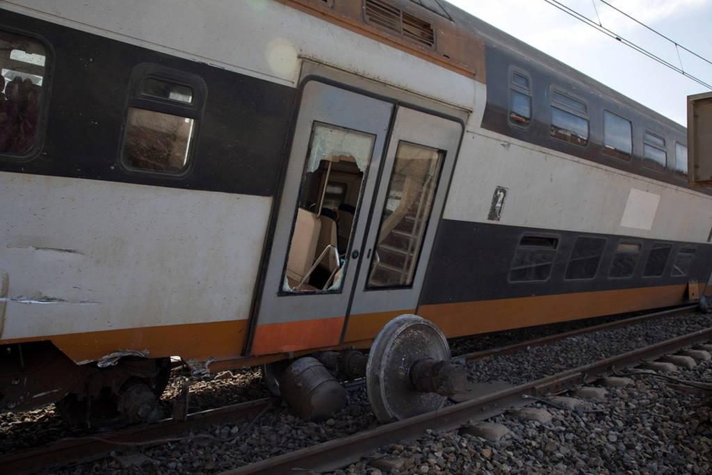 Τραγωδία στο Μαρόκο: Εκτροχιάστηκε τρένο με δεκάδες επιβάτες – Τουλάχιστον έξι νεκροί (pics+vid)