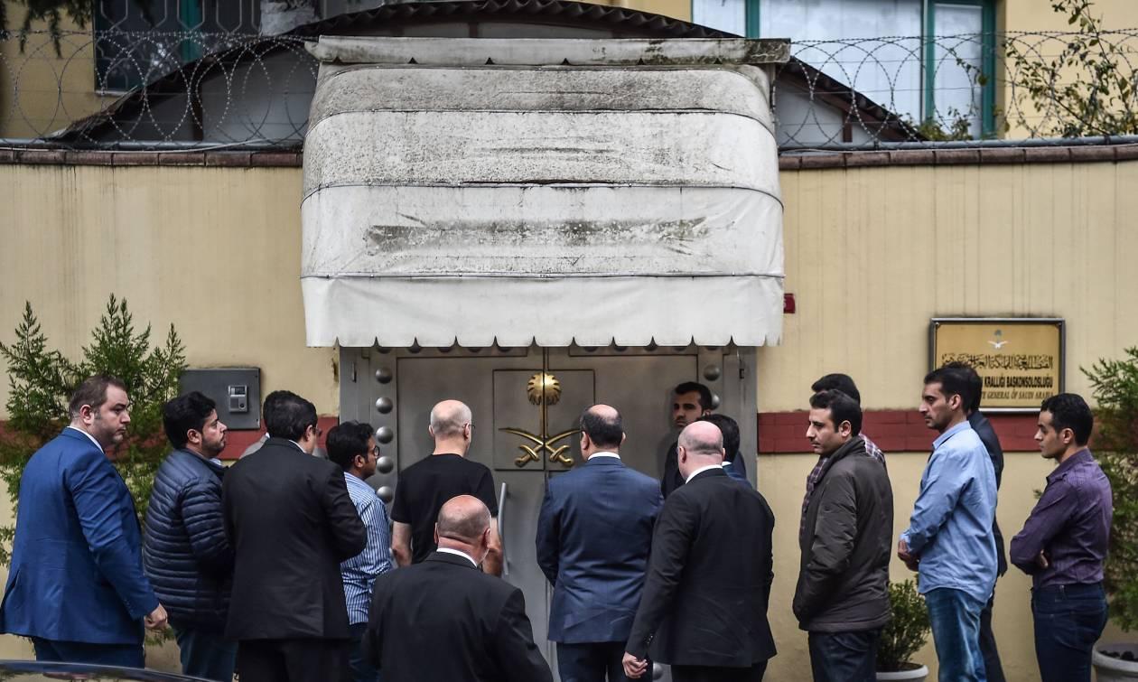 «Θρίλερ» στην Τουρκία: «Καπνός» έγινε ο Σαουδάραβας πρόξενος λίγο πριν ξεκινήσουν οι έρευνες