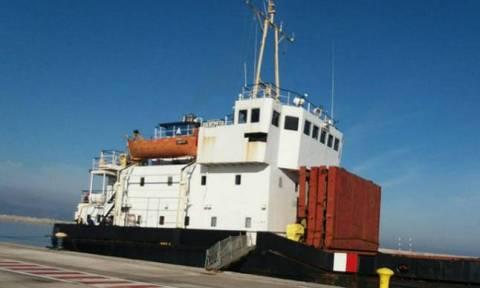 Πειραιάς: Ξεκίνησε η δίκη για το «Ανδρομέδα» που μετέφερε 400 τόνους εκρηκτικών υλών