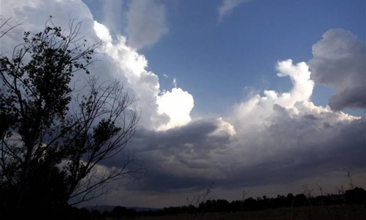 Ο καιρός την Τετάρτη (17/10) - Σε ποιες περιοχές θα βρέξει