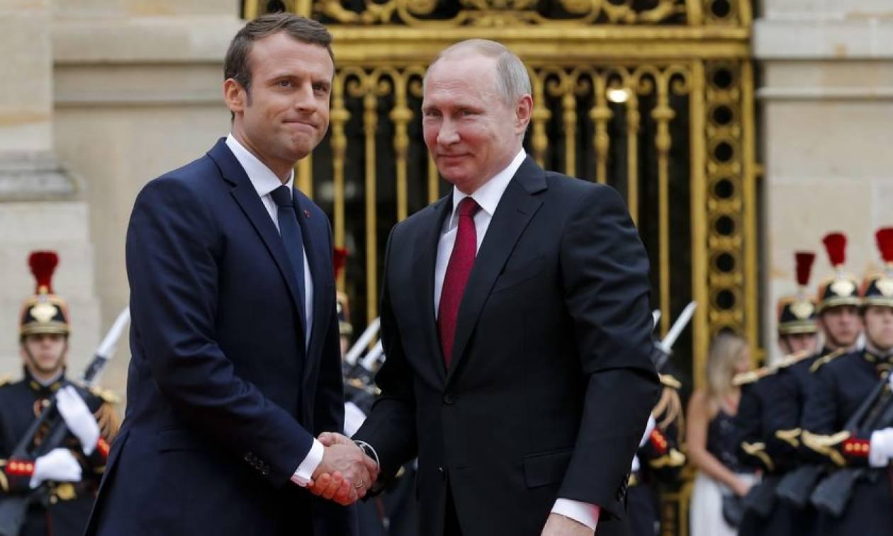 Παρίσι: Έτοιμη να υποδεχθεί τον Πόυτιν η «Πόλη του Φωτός»