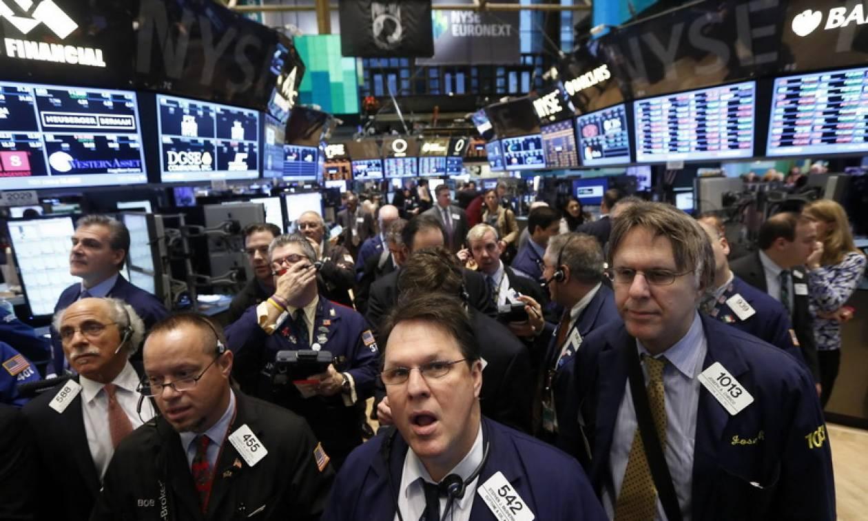 Στην αντεπίθεση πέρασε η Wall Street - Μεγάλα κέρδη για τον Dow Jones