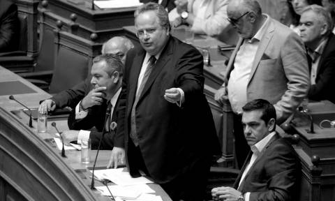 «Σκοτώθηκαν» Καμμένος - Κοτζιάς στο Υπουργικό - Οι διάλογοι της οργής