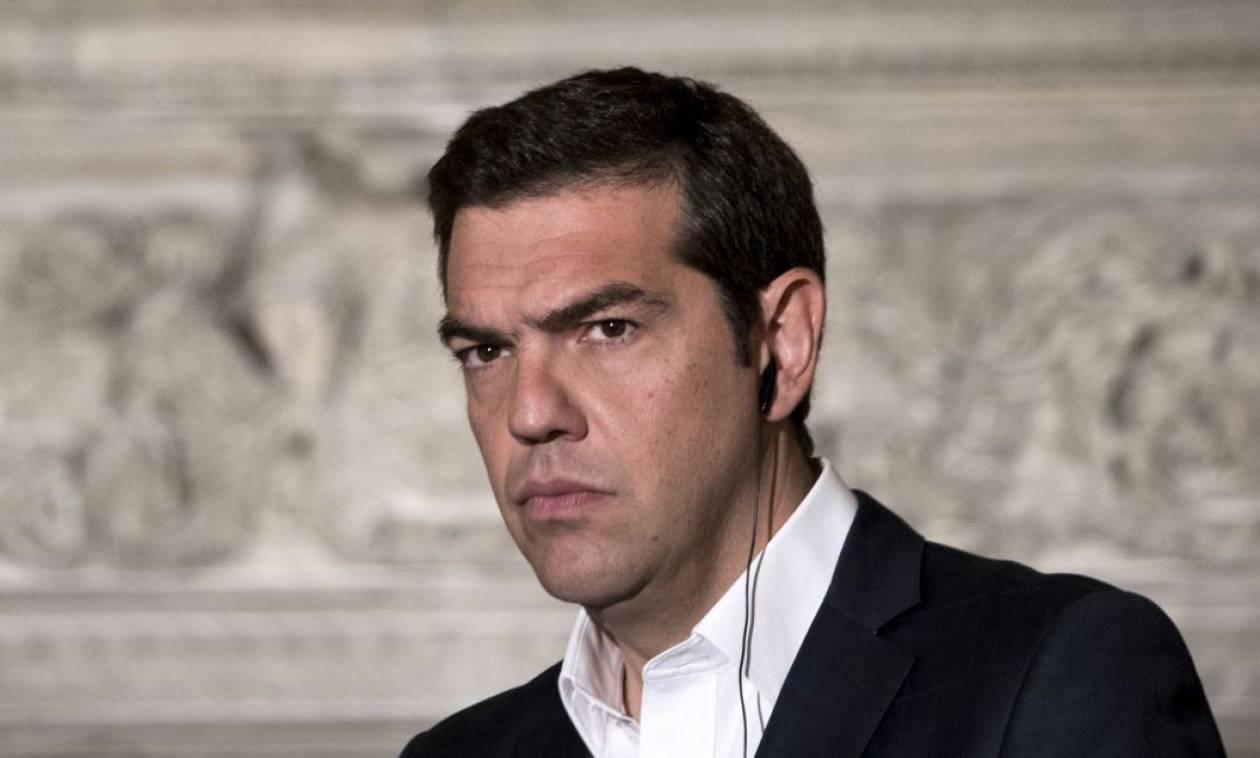 Τσίπρας: Δεν θα ανεχτώ διγλωσσία - Αναλαμβάνω το υπουργείο Εξωτερικών