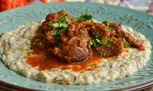 Η συνταγή της ημέρας: Hunkar begendi (Χουνκιάρ Μπεγιεντί)
