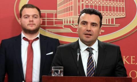 Σκοπιανό: Από μια κλωστή κρέμεται η Συμφωνία των Πρεσπών – Στα «σχοινιά» ο Ζάεφ