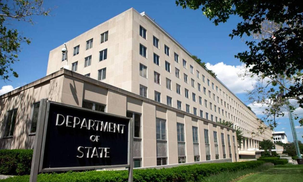Η πρώτη αντίδραση των ΗΠΑ για Κοτζιά: Να εφαρμοστεί στο ακέραιο η Συμφωνία των Πρεσπών