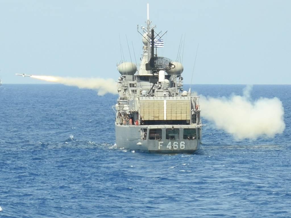 Συναγερμός στη ανατολική Μεσόγειο: Η φρεγάτα «Νικηφόρος» μια ανάσα από το τουρκικό «Barbaros»