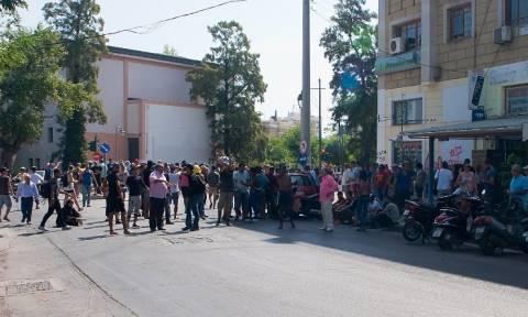 Συναγερμός στη Μυτιλήνη: Πορεία μεταναστών από τη Μόρια επιχείρησε να φτάσει στην πόλη