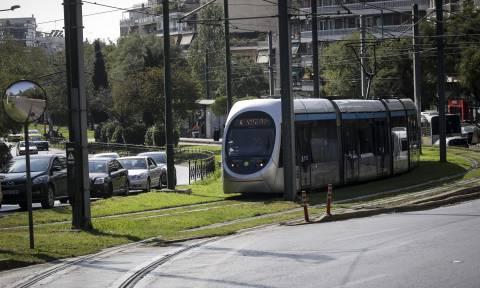 Κλείνει τμήμα του τραμ: Δείτε πότε και πού δεν θα διεξάγονται δρομολόγια