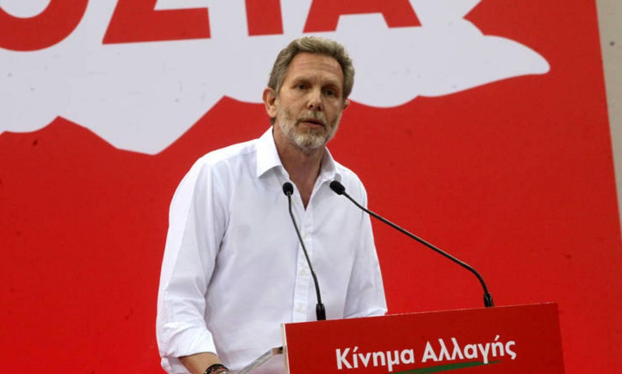Δημοτικές εκλογές: Υποψήφιος για τον Δήμο Αθηναίων ο Παύλος Γερουλάνος