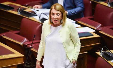 Υπέρ της αποφυλάκισης Ξηρού η Χριστοδουλοπούλου: Είναι 90% ανάπηρος και δεν θα βλάψει την κοινωνία