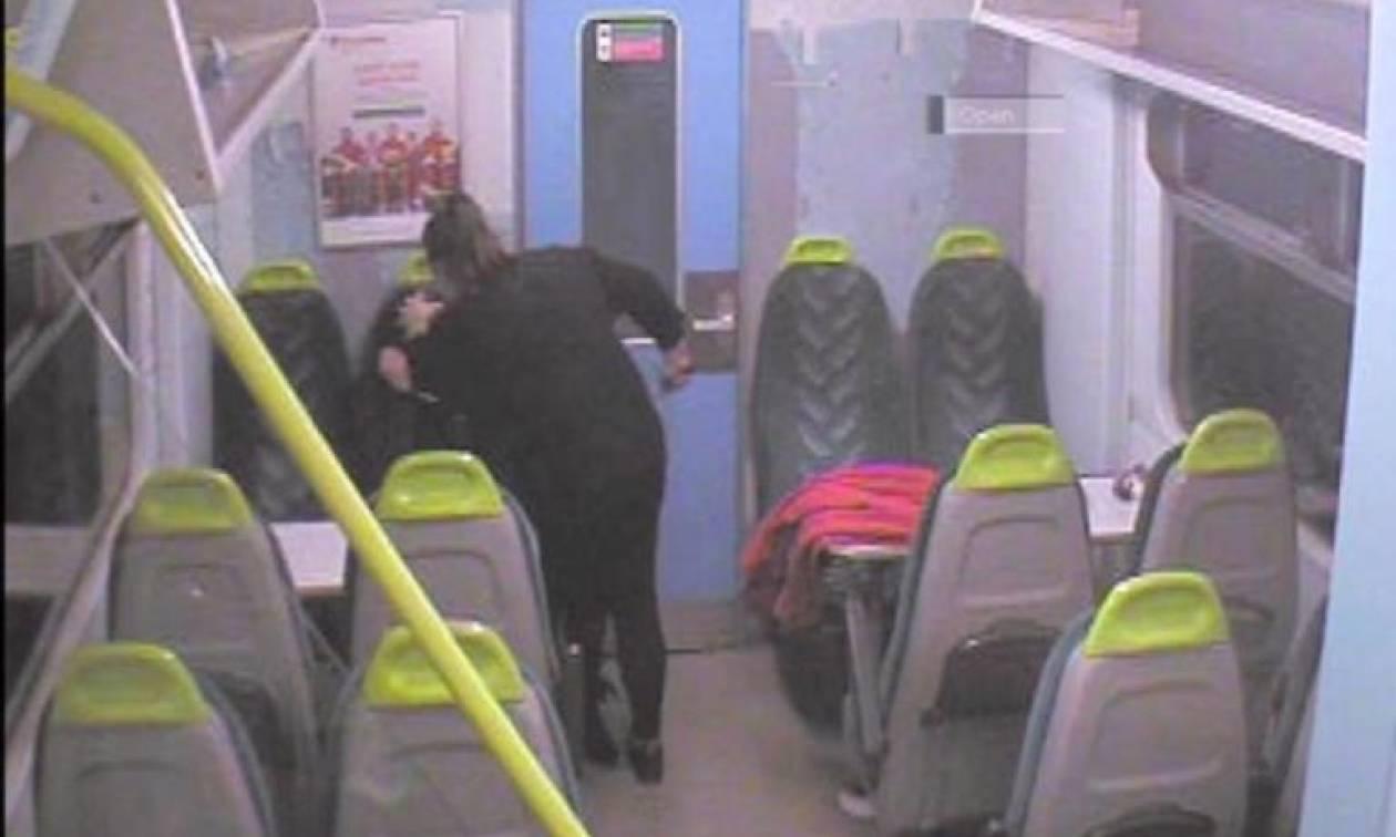 Σκηνές φρίκης στο τρένο: Φώναζε «κοιμήσου κοριτσάκι», ενώ την μαχαίρωνε στο λαιμό