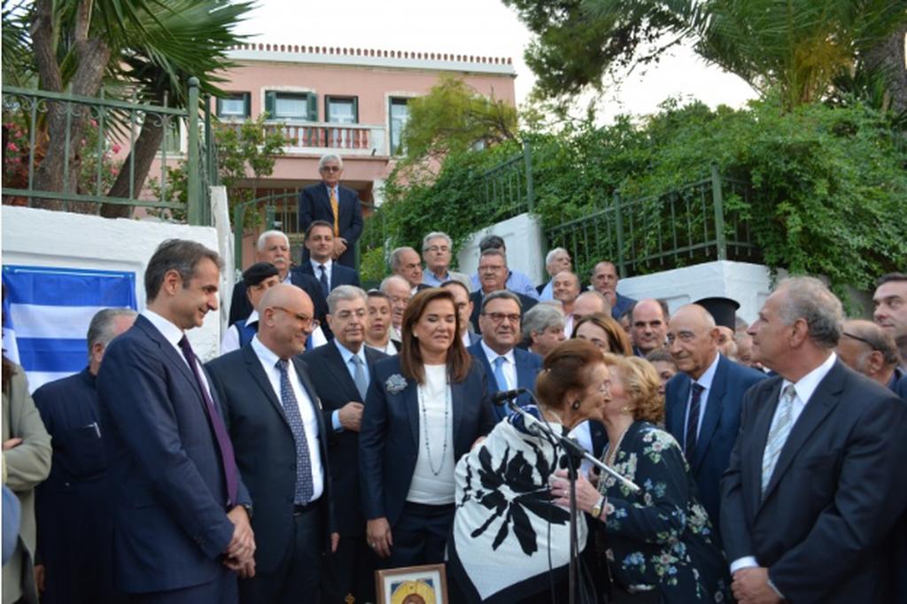 Χανιά: To όνομα του Κωνσταντίνου Μητσοτάκη πήρε η οδός Ακρωτηρίου