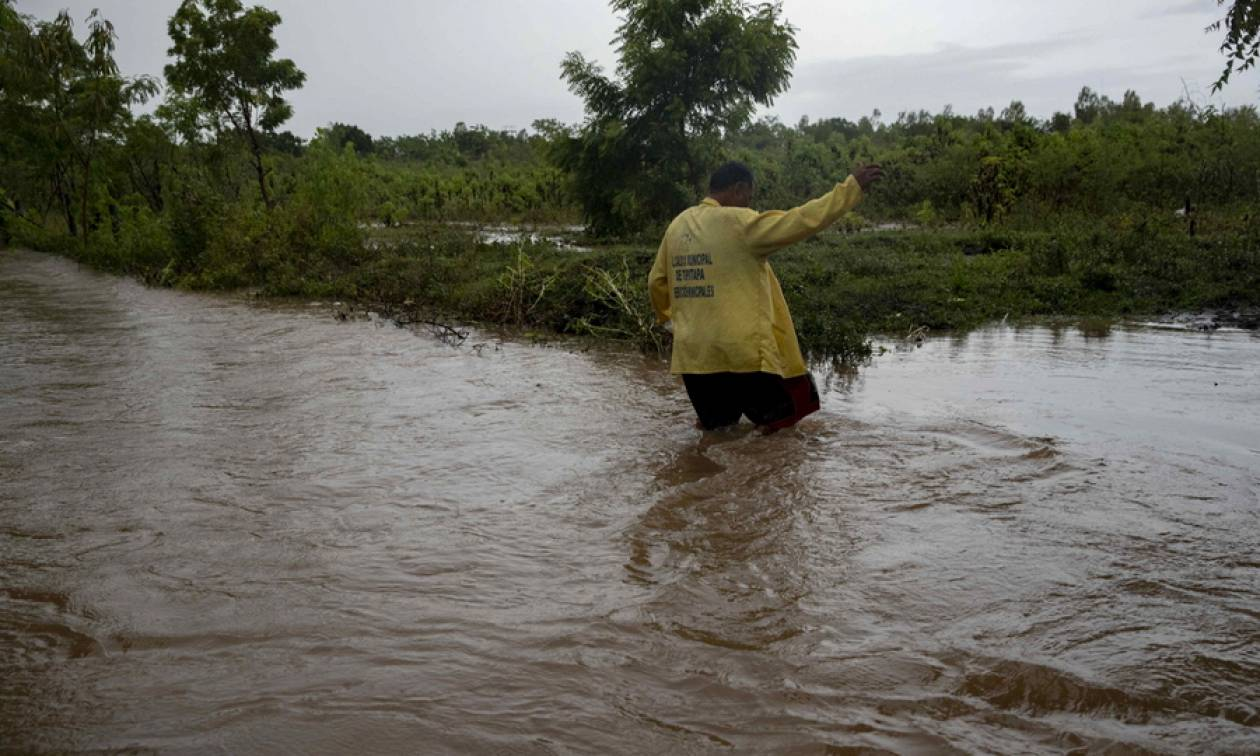 Νικαράγουα: Τουλάχιστον 14 νεκροί από τις σφοδρές βροχοπτώσεις (pics)