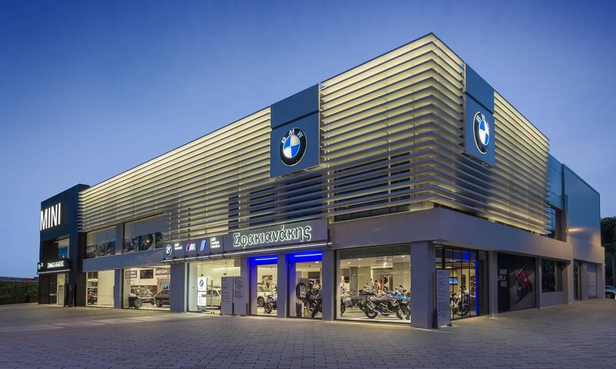 Απεριόριστη οδηγική απόλαυση με όφελος από 20% έως 35% στη BMW Σφακιανάκης