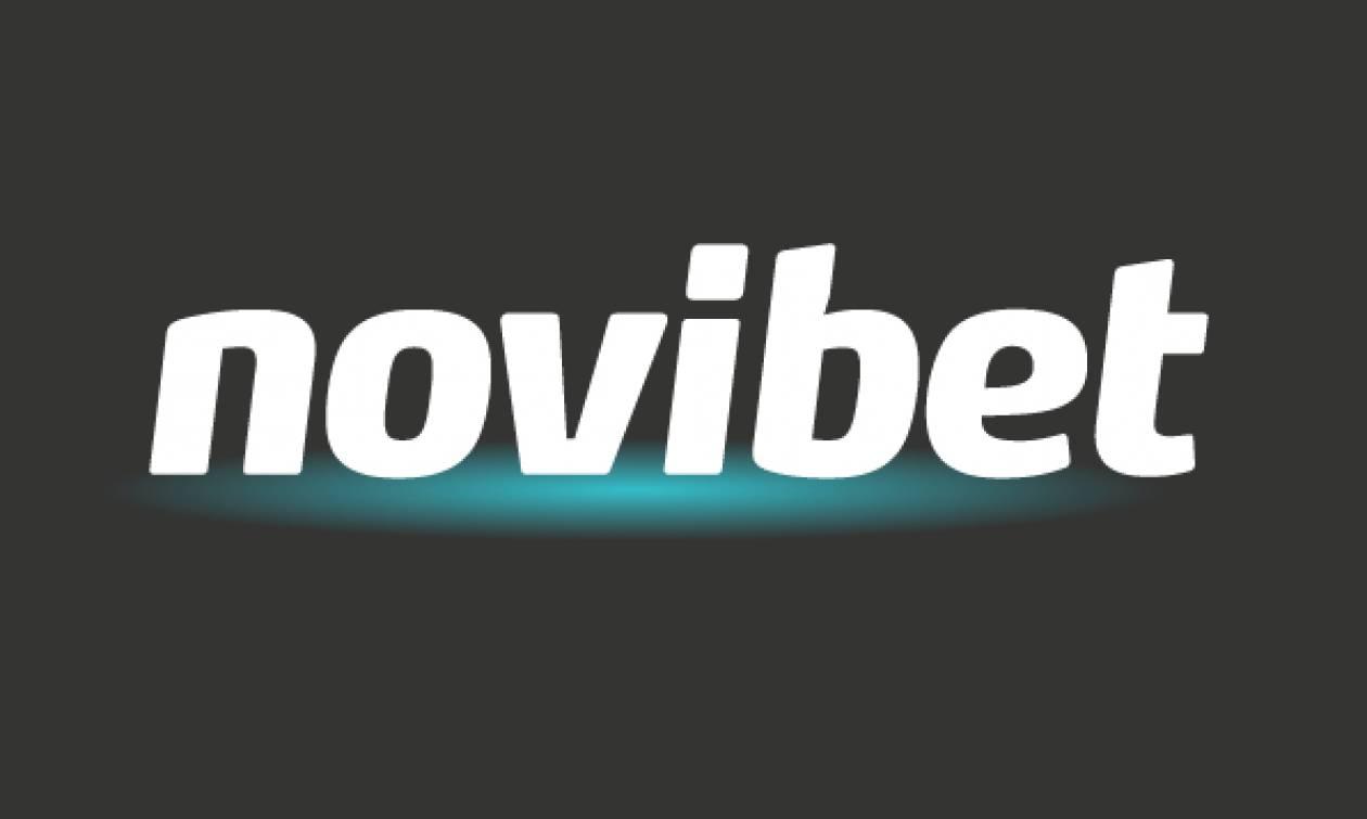 Συναρπαστική προσφορά* ημέρας για τα μέλη της Novibet!