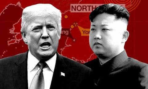 Ο Τραμπ έκανε το χατίρι στον Κιμ Γιονγκ Ουν: Αναστέλλονται όλες οι πολεμικές ασκήσεις εναντίον του
