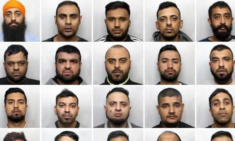Φρίκη στη Βρετανία: Συμμορία αποπλανούσε, βίαζε και εξέδιδε κοριτσάκια ηλικίας ακόμη και 11 ετών