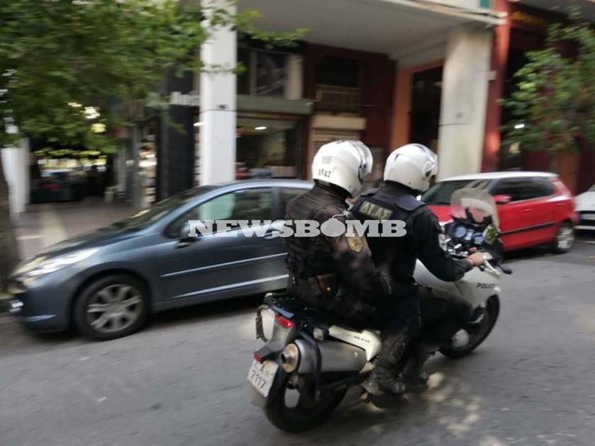 Απροσπέλαστο το κέντρο της Αθήνας (vid)