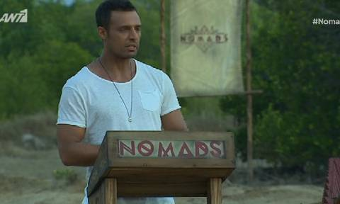 Nomads 2: Ο αγώνας της ασυλίας και οι δυο πρώτοι μονομάχοι για τη αρένα της Κυριακής!