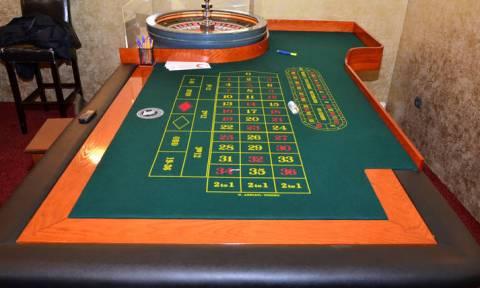 Παράνομο καζίνο στην Καλλιθέα εντόπισε το ΣΔΟΕ
