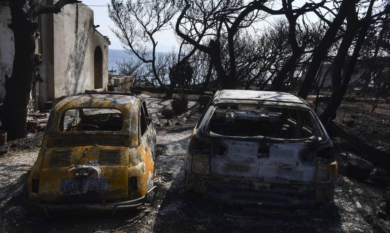 Συγκλονίζουν οι καταθέσεις για την πυρκαγιά στο Μάτι: «Δεν θα αντέξω για πολύ, μαμά…»