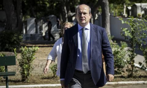 Κωστής Χατζηδάκης: Θα καταργήσουμε το νόμο Γαβρόγλου