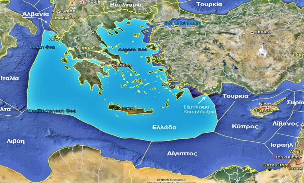 Τι είναι η αιγιαλίτιδα ζώνη - Ποιες αλλαγές φέρνει η επέκταση στα 12 ναυτικά μίλια