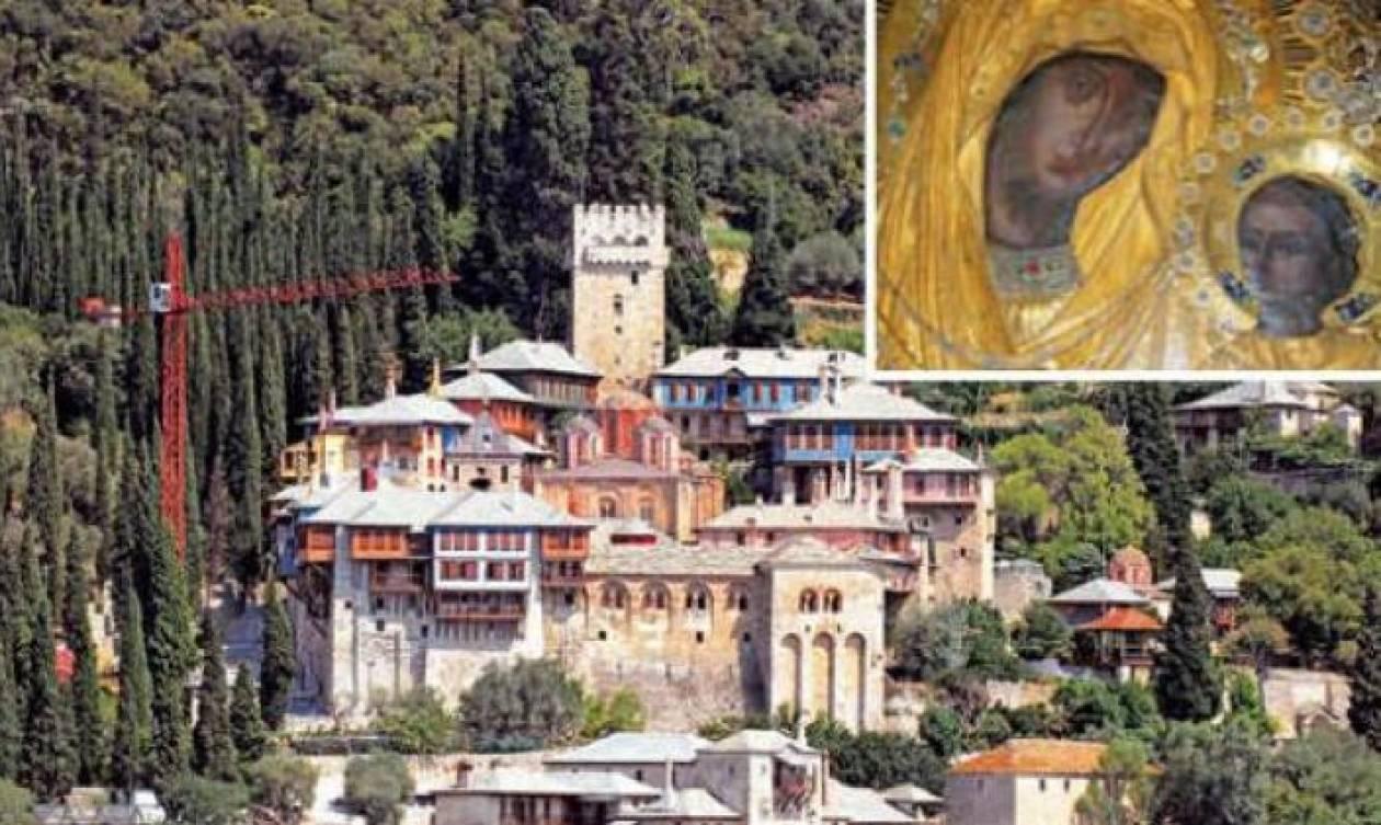 Νέο θαύμα στην Ιερά Μονή Δοχειαρίου συγκλονίζει Ελλάδα και Σκόπια