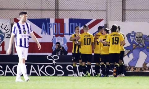 Απόλλων Σμύρνης - ΑΕΚ 0-2: «Καθάρισε» και τώρα... Μπάγερν (photos)