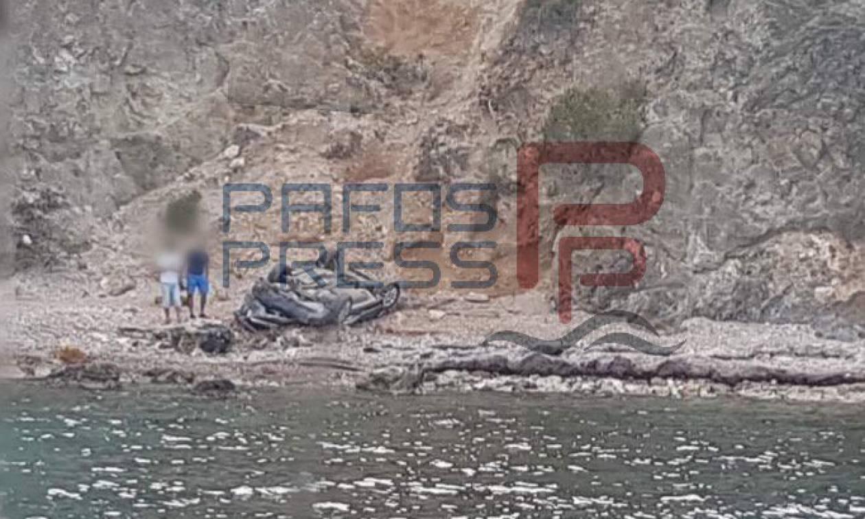 Τραγωδία για Ρώσους τουρίστες στην Κύπρο: Βγήκαν βόλτα και το αμάξι τους έπεσε σε γκρεμό