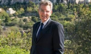 Το φαράγγι Σαμαριάς πέρασε ο Τζέφρι Πάιατ - Οι φωτογραφίες και το σχόλιο που έκανε