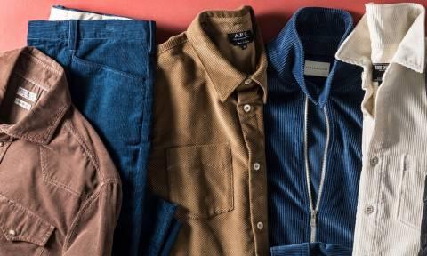 Κοτλέ πουκάμισο: Οι 5 επιλογές που θα απογειώσουν το στιλ σου!