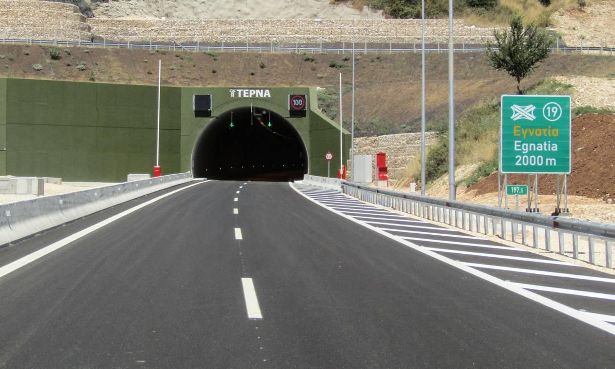Προσοχή! Έρχονται κυκλοφοριακές ρυθμίσεις στην Ιονία Οδό