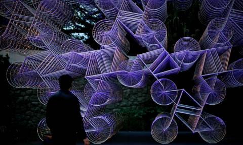 Η νέα έκθεση του διάσημου Ai Weiwei άνοιξε τις πύλες της (pics)