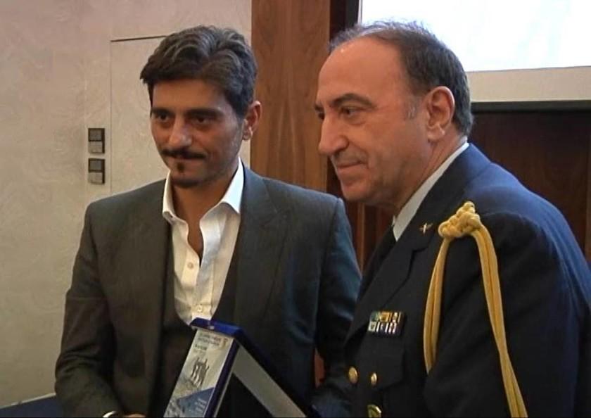 Την προσφορά του Παύλου Γιαννακόπουλου τίμησε το Υγειονομικό των Ενόπλων Δυνάμεων (vid)