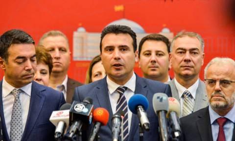 Ζάεφ: Διαβεβαιώσεις για τη «Μακεδονική» ταυτότητα ζητούν οι «8»
