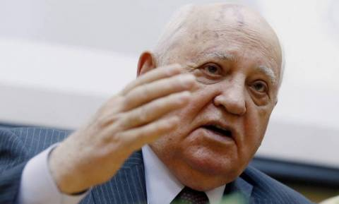 Γκορμπατσόφ: Λάθος η απόφαση των ΗΠΑ να αποχωρήσουν από την πυρηνική συμφωνία